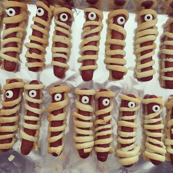 One eyes mummies