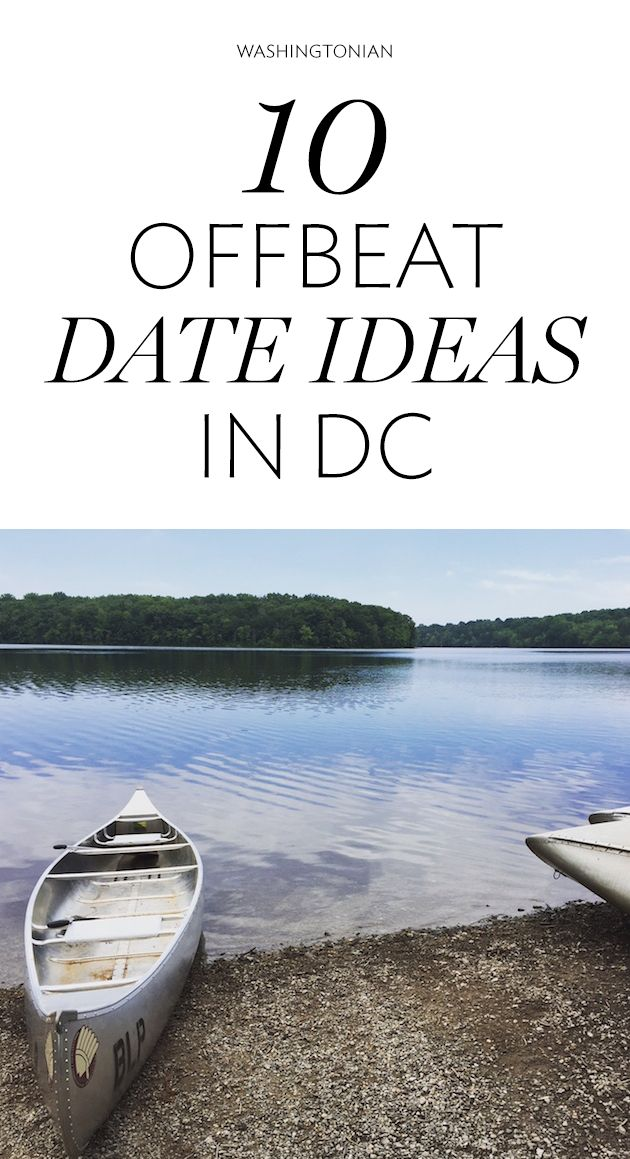 Date ideas dc