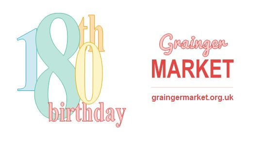 The Grainger Market turns 180 this month - find out more here!