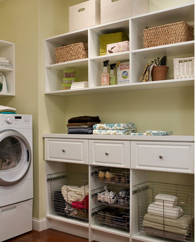 How is your laundry room looking? Take it to the next level with MasterSuite.