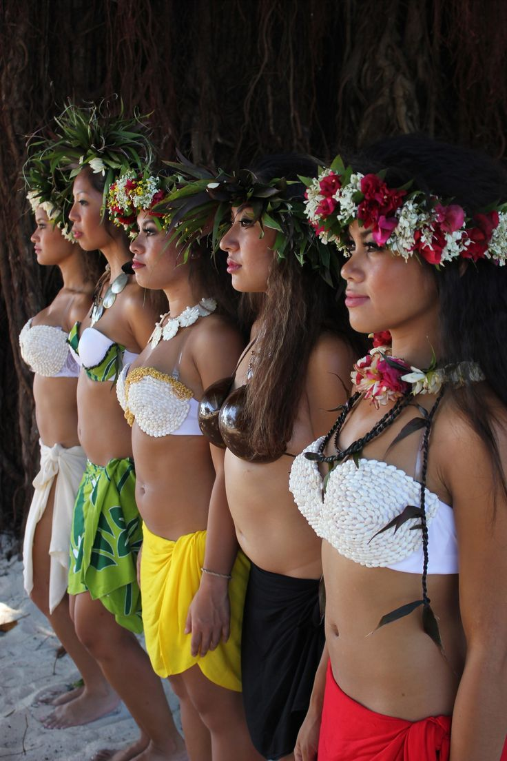 Topic, Hawaiian hula girls theme