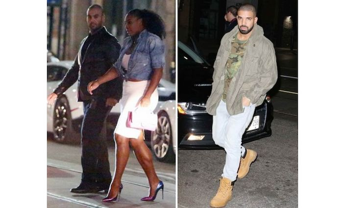 Drake and Serena about to wed? – Serena Williams hangs out with Drake's mum (Photos)