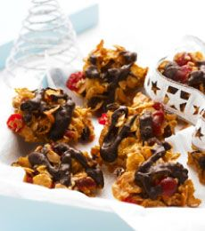 Florentines. Spoil yourself at coffee-time with these little classics, they make a great gift too! Fast, easy and delicious