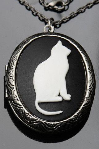 Cat Locket. https://www.galleryserpentine.com/collections/jewellery