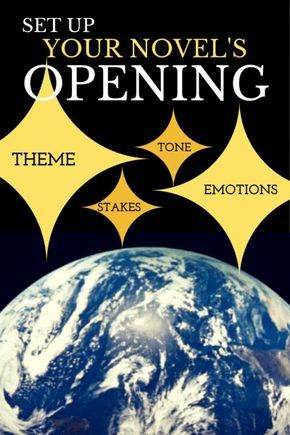 Find Your Novel's Opening: Quickly, Efficiently and with MORE Creativity. Creative writing tips, prompt and exercise to help you find the best way to start your novel. Works for any genre: fantasy, sff, science fiction , mystery, action, adventure, horror, etc. Solid example for you to follow and learn from. http://www.darcypattison.com/first-drafts/find-novel-opening/