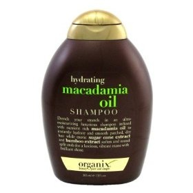 Macadmia Oil Shampoo is my favorite of all organix products seriously made my hair super healthy