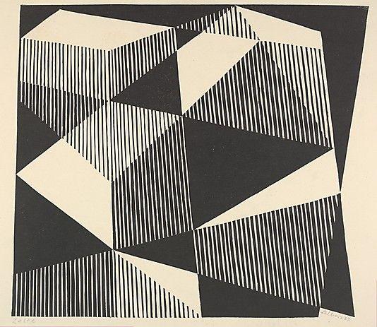 "vjeranski: "" Josef Albers (American (born Germany), Bottrop 1888–1976 New Haven, Connecticut) """