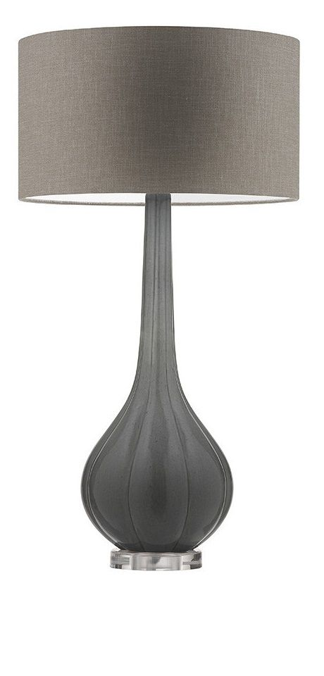 Heathfield co elenor table lamp graphite birch shopstyle