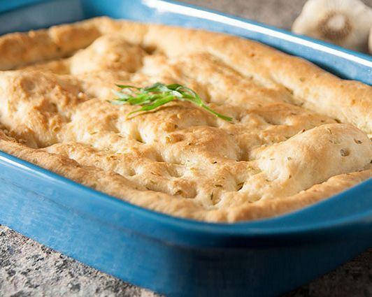 Focaccia fatta con il Bimby: LEGGI LA RICETTA ► http://www.ricette-bimby.com/2012/02/focaccia-ricetta-bimby.html