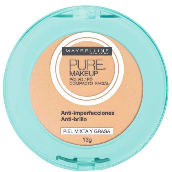 Maybelline Pure Makeup - Pó Compacto 13g - Beleza na Web