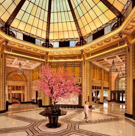 Fairmont Peace Hotel Shanghai, China