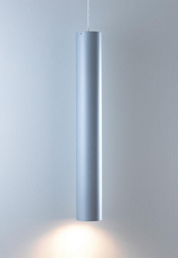 SoLong by Anne Krogh. Alu, Ø 110 mm x h: 800 mm.