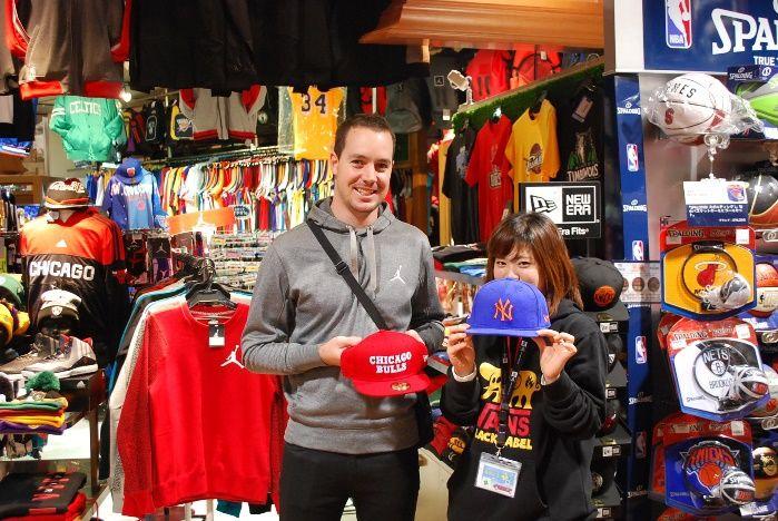 【大阪店】2014.11.06 オーストラリアから旅行で来て頂きました!快くスナップ撮って頂けました、、^^Thankyou!seeyouagain☆☆