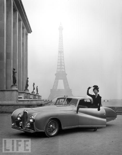 Paris 1947 - @classiquecom