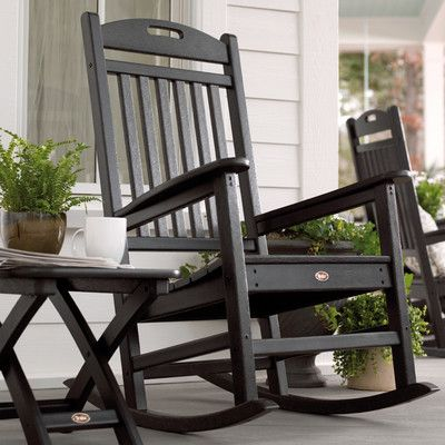 ... Rocking Chairs on Pinterest  Rockers, Wooden rocking chairs and