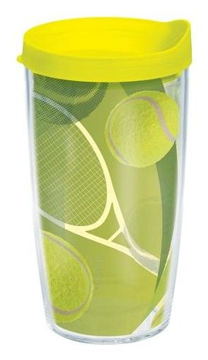 Features:  -Game On collection.  -Double-walled insulated drinkware.  -Made in the USA.  Country of Manufacture: -United States.  Product Type: -Insulated tumbler.  Color: -Green.  Theme: -Sports.  Va