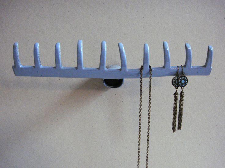 Garderoben - Garderobe / Schlüsselbrett - ein Designerstück von Garderoberie bei DaWanda