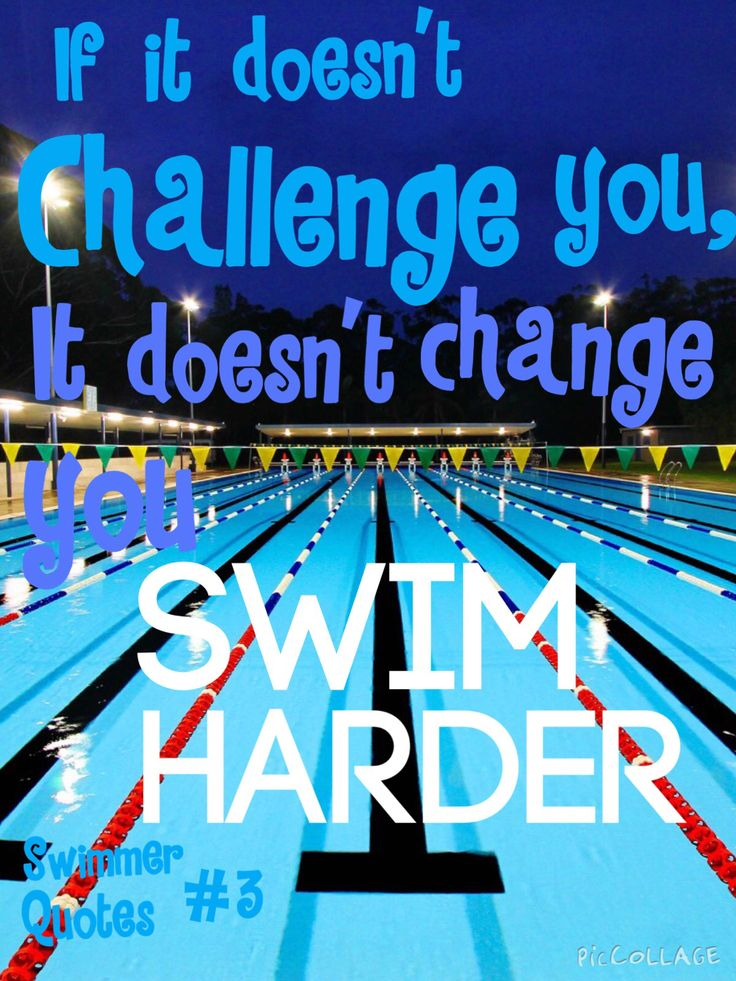 Swimmer quotes                                                                                                                                                                                 More