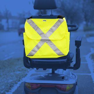 High Visibility Scooter Bag
