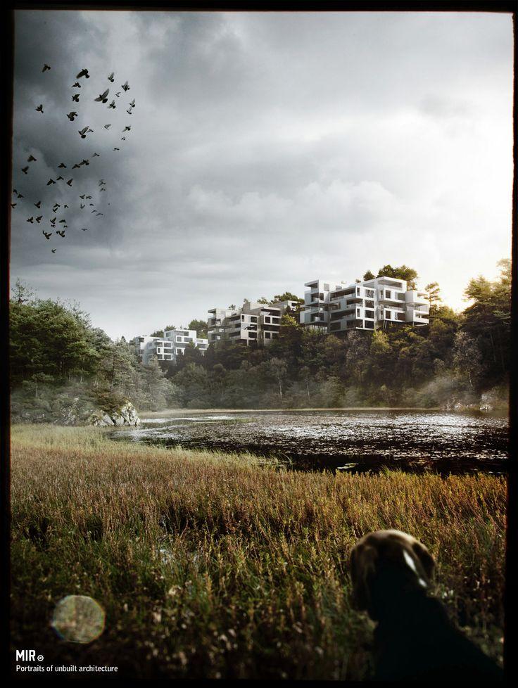 Interview with Viktor Fretyán | CG Daily news #architecture #3d-vizual #3d…