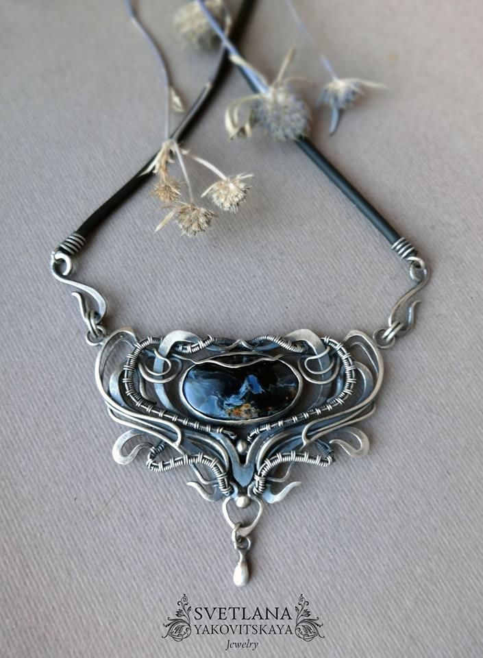 1000 best Wire work - pendants, necklaces images on Pinterest   Wire ...