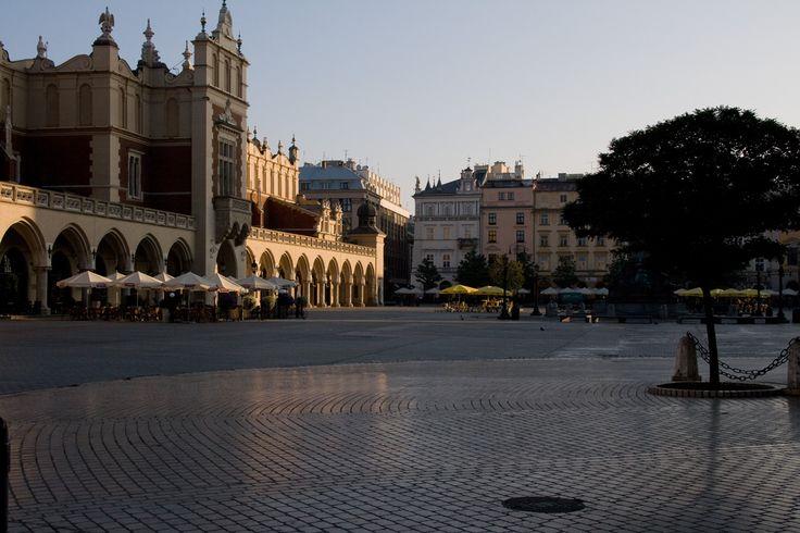 Kraków, Rynek Główny, Sukiennice/ Krakow, Market Square, Cloth hall