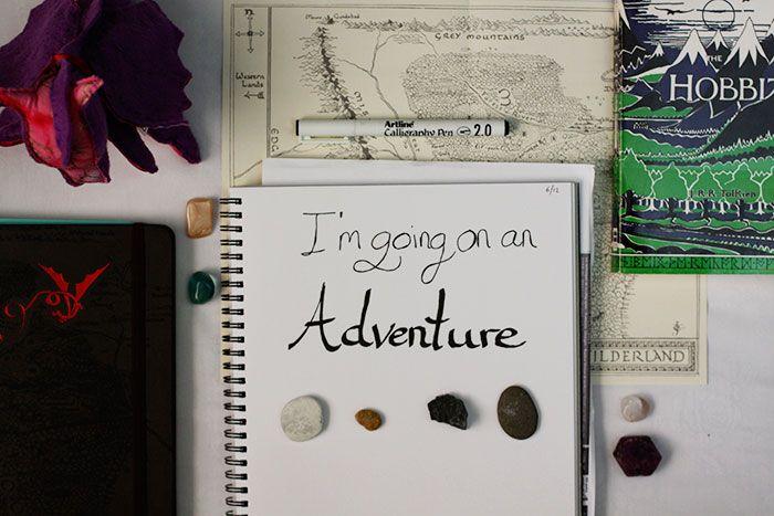 I'm Going on An Adventure - Bilbo Baggins