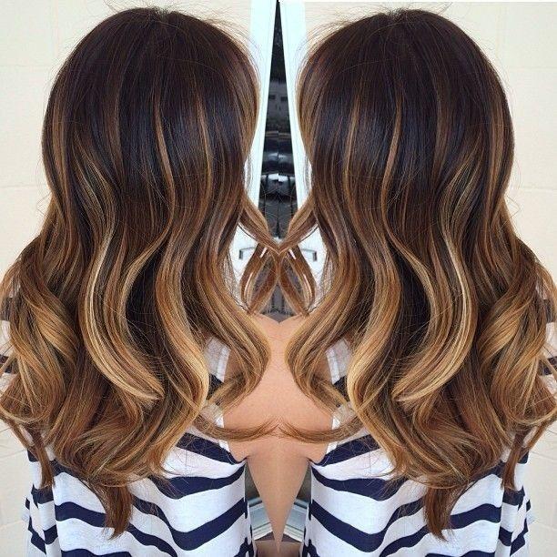 Básicamente tu cabello se convertirá en un mar de diferentes tonos de color.   16 Razones por las que querrás teñirte el cabello al estilo #TortoiseHair