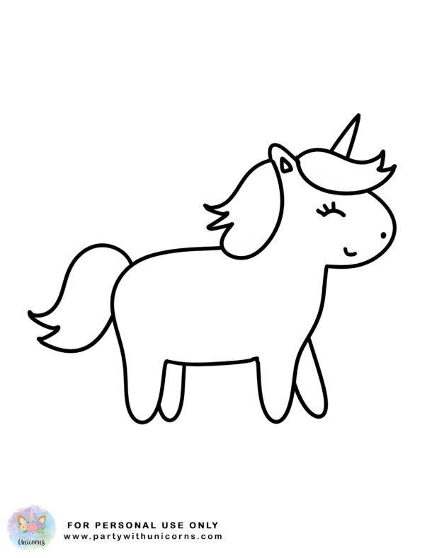 Unicorn Coloring Pages Unicorn Coloring Pages Coloring Pages Unicorn Illustration