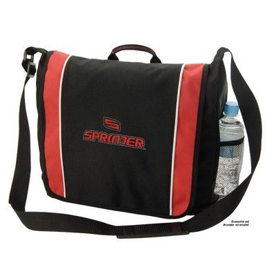 Sprinter Custom Courier Satchel Min 25 - Bags - Satchels - EL-1008 - Best Value Promotional items including Promotional Merchandise, Printed T shirts, Promotional Mugs, Promotional Clothing and Corporate Gifts from PROMOSXCHAGE - Melbourne, Sydney, Brisbane - Call 1800 PROMOS (776 667)
