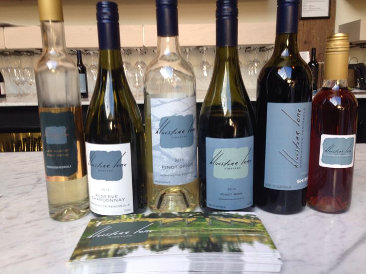 """September is """"Meet the Winemakers"""" - Bluestone Lane Winery came to show their range"""