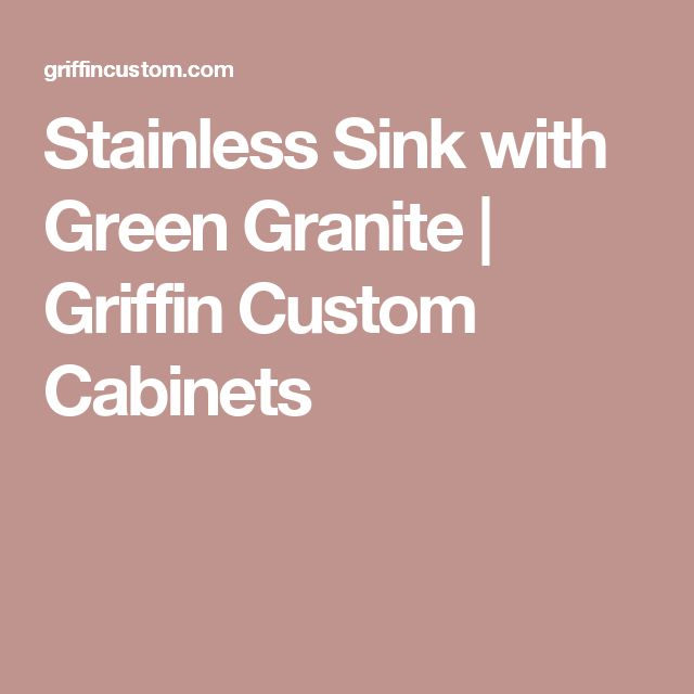 Green Eggs Cafe Kitchen Sink: 1000+ Ideas About Green Granite Kitchen On Pinterest
