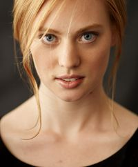 Deborah Ann Woll is gorgeous.