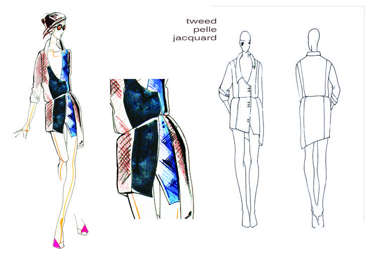 Technical design Dress