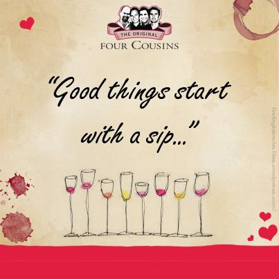 Red, White or Blush… Which one is your perfect love-drink? #monthoflove #fclove