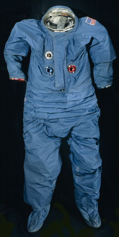 apollo space suit development - photo #23