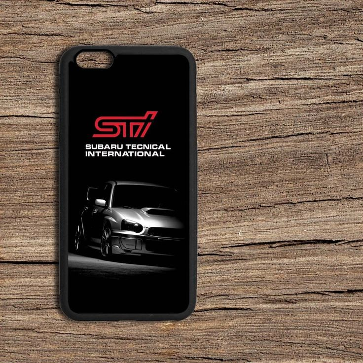 Subaru Impreza WRX STI Logo For iPhone 6S Plus Case