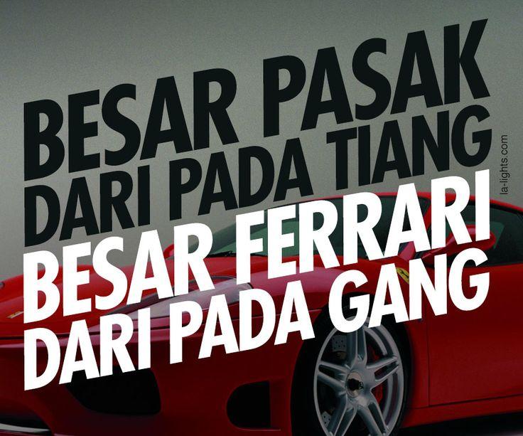Ferrari & Gang #LAMEME