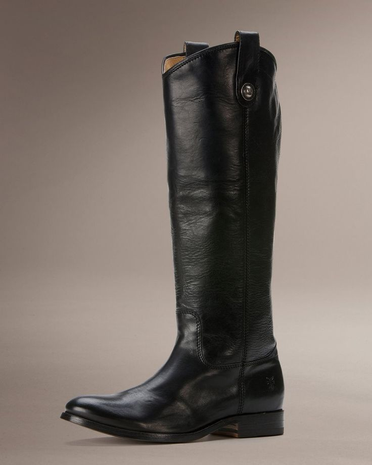 Melissa Button - Women_Boots_Riding - The Frye Company