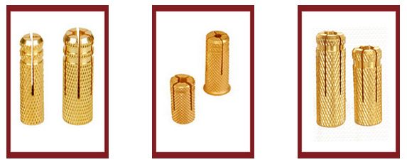 Brass Anchors Fasteners #BrassAnchorsFasteners  #BrassAnchorsFasteners #BrassAnchors #BrassWoodAnchors #BrassDoorAnchors #BrassWedgeAnchors #PoolCoverAnchors #BrassDropinAnchors #Wedgefasteners #BrassWoodAnchors #BrassExpansionAnchors #BrassConcreteAnchors #BrassWedgeAnchors #BrassAnchorBolts  Brass anchors are manufactured generally in natural brass, however they can be coated with chromium nickel, copper or SS for extra strength and aesthetical reasons.
