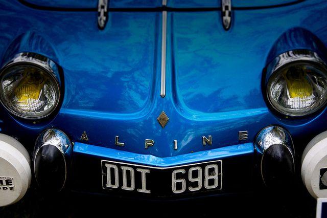 Renault Alpine A110 G - Autoclasica   Flickr - Photo Sharing!