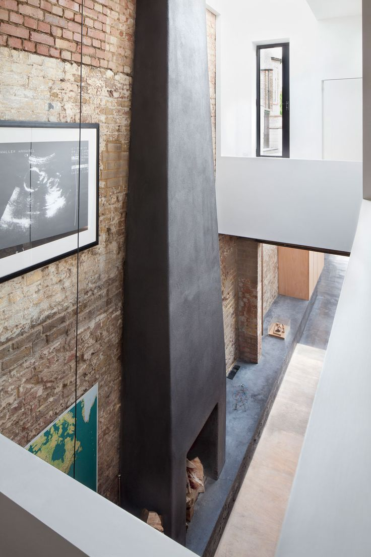 A Steel Fabrication Workshop Turned Home
