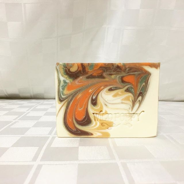 Ginger Patchouli #soapshare #wildpoppysoapco #soap