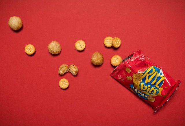 Deep Fried Ritz Bits Reinvent After-School Snacking