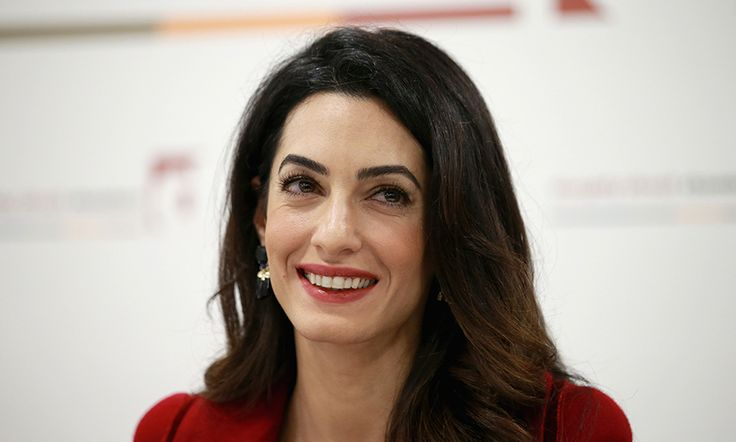Amal Clooney plans her return to work after maternity leave | HELLO! Canada