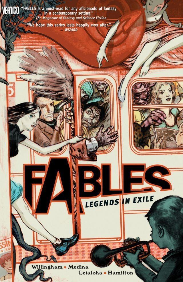 FABLES VOL. 1: LEGENDS IN EXILE | Vertigo Comics