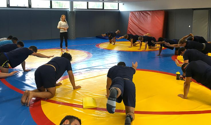 Méthode douce en complément de la préparation physique… | ASM Rugby