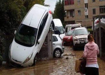 Al menos seis muertos en Italia por lluvias torrenciales en la Toscana