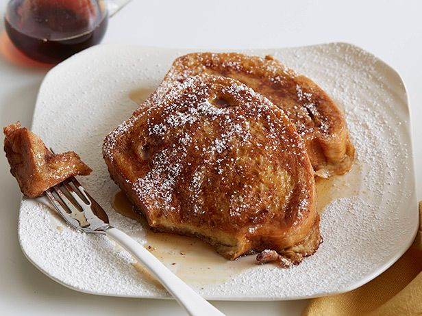 Classic French Toast recipe from Food Network Kitchen via Food Network