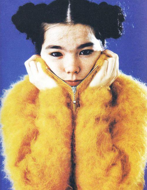 """""""I don't expect people to get me. That would be quite arrogant. I think there are a lot of people out there in the world that nobody gets."""" —Björk"""